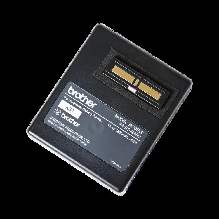 Brother PABT4000LI Li-Ion Batteripack för TD-21xx serien