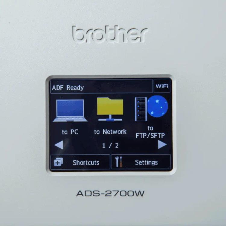 Brother ADS-2700W skanner