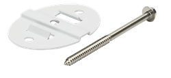 Ubiquiti Väggmonteringskit NBE-WMK för NanoBeam M5-16 och NanoBeam M5-19