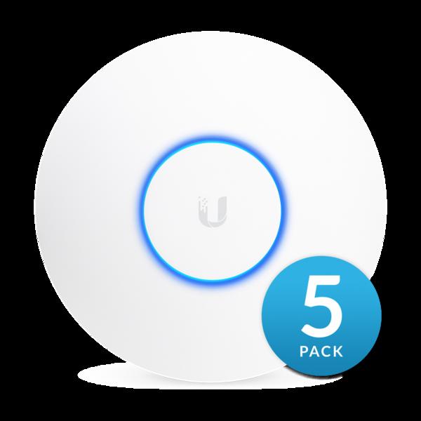 Ubiquiti UniFi UAP-AC-HD-5 High-Density AP 5-pack