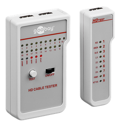 Goobay 31961 HDMI-kabeltestare