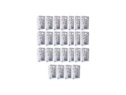 Ubiquiti UAP-IW-HD-JB-25 vägg-kopplingsbox för UAP-IW-HD 25-pack