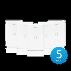 Ubiquiti Unifi UAP-AC-IW-PRO-5 trådlös åtkomstpunkt 5-pack