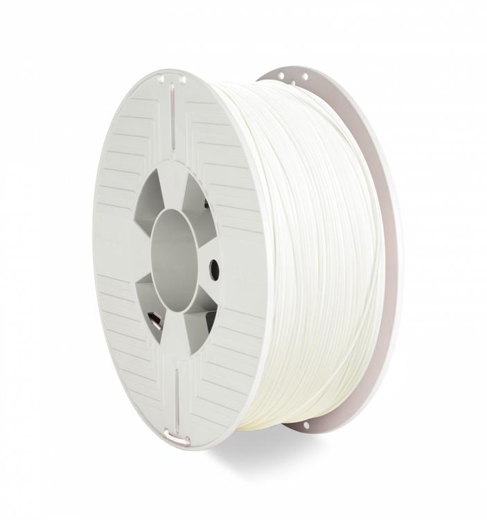 Verbatim 55315 PLA filament 1.75 mm 1 kg Vit