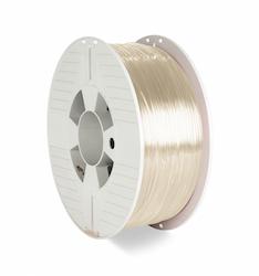 Verbatim 55051 PET-G filament 1.75 mm 1 kg Transparent