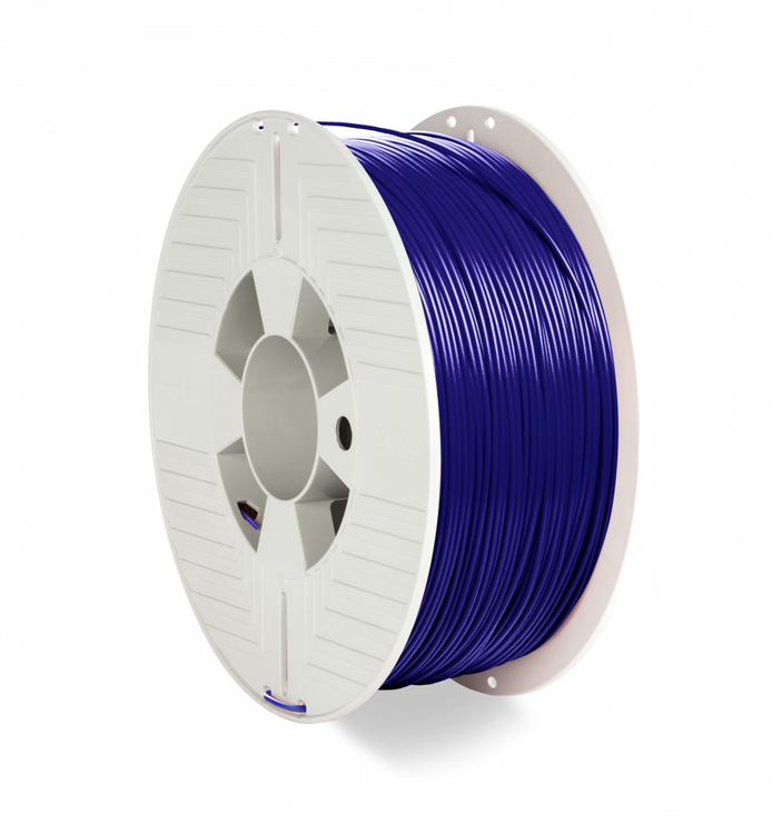 Verbatim 55055 PET-G filament 1.75 mm 1 kg Blå