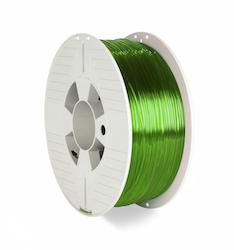 Verbatim 55057 PET-G filament 1.75 mm 1 kg Grön transparent