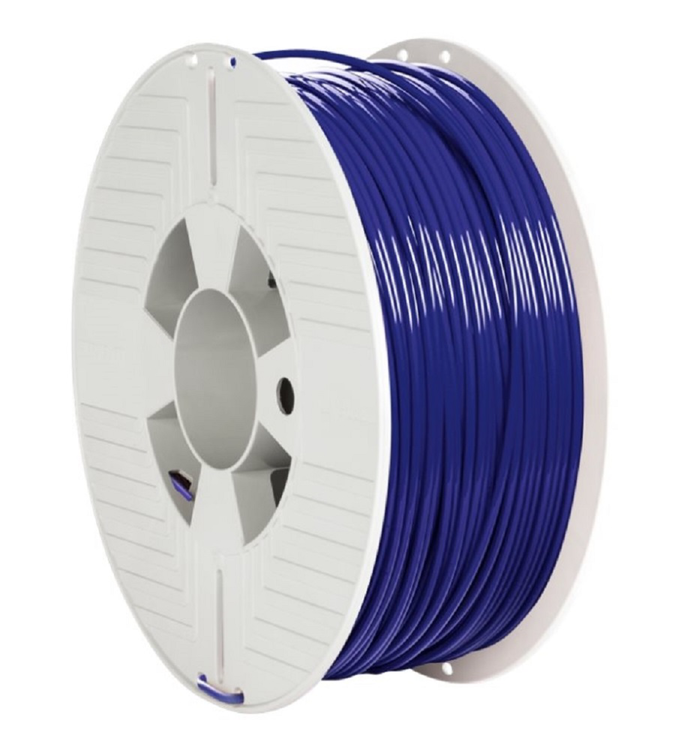 Verbatim 55332 PLA filament 2.85 mm 1 kg Blå