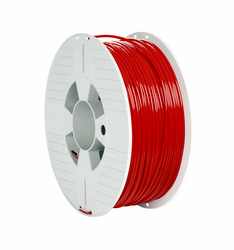 Verbatim 55330 PLA filament 2.85 mm 1 kg Röd