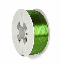 Verbatim 55065 PET-G filament 2.85 mm 1 kg Grön transparent