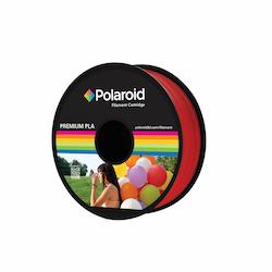 Polaroid PL-8002-00 PLA filament 1.75 mm 1 kg Röd