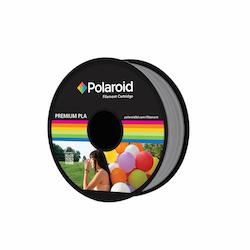 Polaroid PL-8007-00 PLA filament 1.75 mm 1 kg Silver