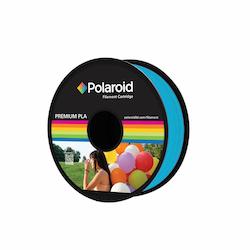 Polaroid PL-8018-00 PLA filament 1.75 mm 1 kg Ljusblå