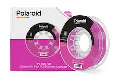 Polaroid PL-8401-00 Silkes PLA filament 1.75 mm 0,25 kg Rosa