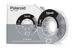 Polaroid PL-8404-00 Silkes PLA filament 1.75 mm 0,25 kg Silver