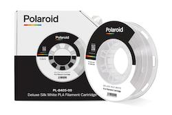 Polaroid PL-8405-00 Silkes PLA filament 1.75 mm 0,25 kg Vit