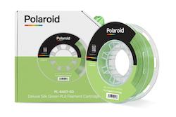 Polaroid PL-8407-00 Silkes PLA filament 1.75 mm 0,25 kg Grön