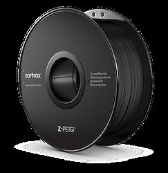 Zortrax 10690 PET-G filament 1.75 mm 0,8 kg Svart