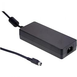 MakerBot Replicator 2X Power Supply (24v, 9.16a, 220w) (Rev2) (För nyare än June 18, 2013)