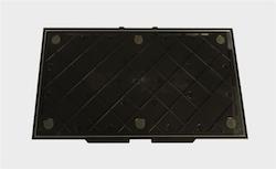 MakerBot Replicator Glass Build Plate