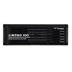 Tombow Mono 100 Blyertspennor HB 12-pack