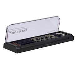 Tombow Mono 100 Blyertspennor Mix 4H-6B 12-pack