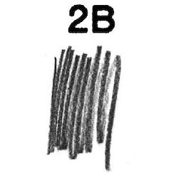 Staedtler Mars®Lumograph® Blyertspennor 2B