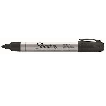 Sharpie Metall märkpenna 1/3mm svart