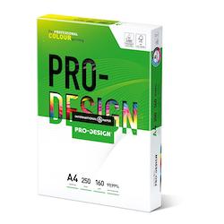 Mayer Pro Design papper A4 160g vit 250/fp
