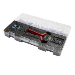 Audiovision PL-90186 Termineringskit för EZ-RJ45 & ezEX44/48 CAT5e/6A/7