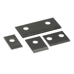 Audiovision PL-100054BL Utbytesblad till Krimpverktyg EZ-RJ45 4-pack