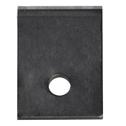Audiovision PL-100071BL Utbytesblad till ezEX-Puck 2-pack
