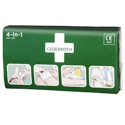 Blodstoppare Cederroth 4-in-1