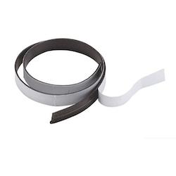 Magnetisktejp med klisterbaksida 12,5mm x 5m