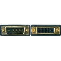 Deltaco DVI-D förlängningskabel Dual Link, 2m