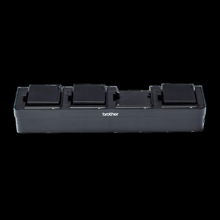 Brother PA-4BC-001 batteriladdare för 4 batterier i Rj-serien