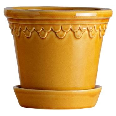 Bergs Potter -  Yellow Glazed - Copenhagen