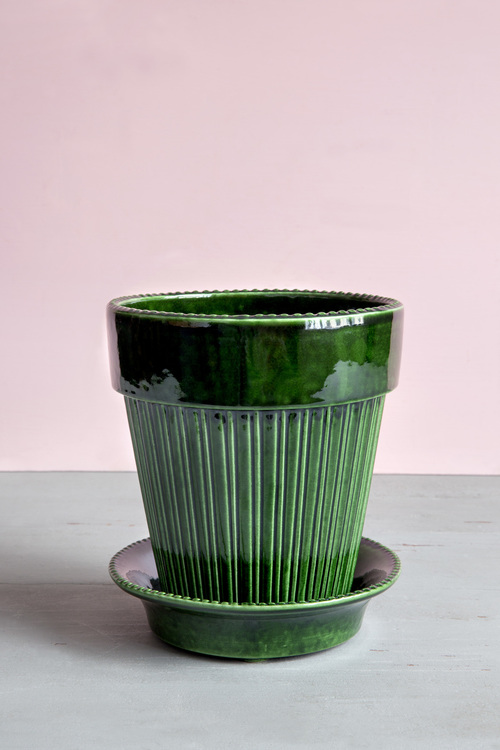 Bergs Potter - Green Glazed - Simona