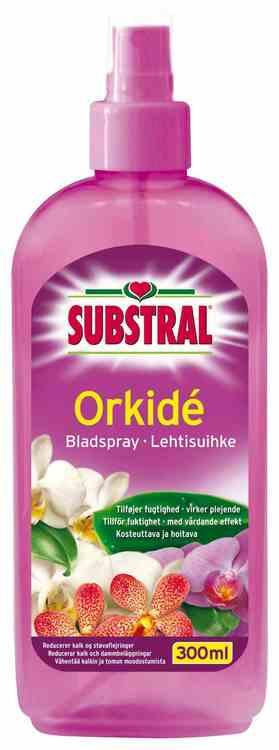 Orkidé Bladspray - Substral