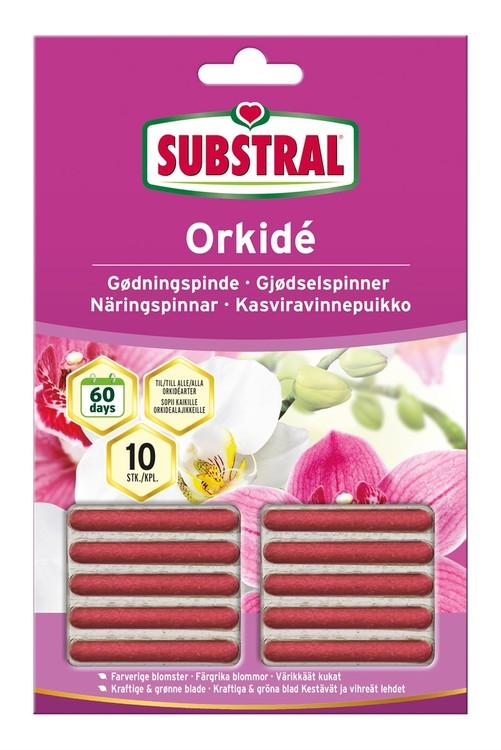 Näringspinnar Orkidé - Substral