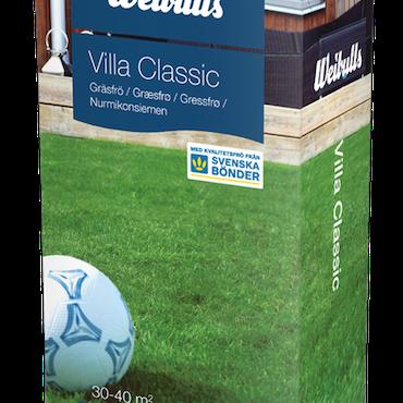 Villa Classic - Weibulls