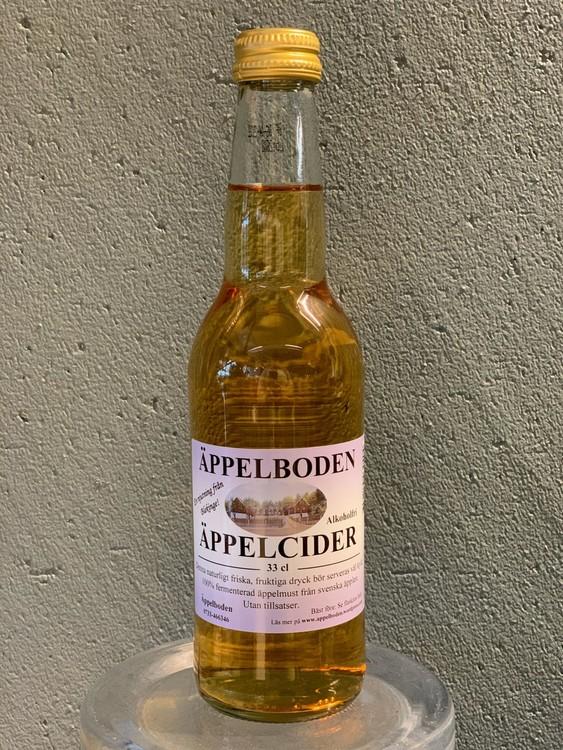 Äppelcider - Äppelboden
