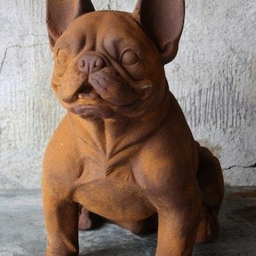 Hundstaty - Rostfärgad (Fralla)