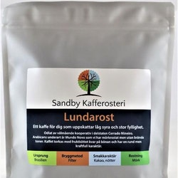 Lundarost - Sandby kafferosteri