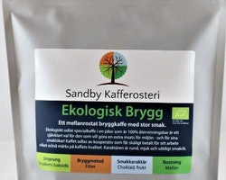 Ekologisk Brygg - Sandby kafferosteri