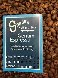 Genuin Espresso - Sandby kafferosteri