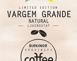 Vargem Grande - Blekinge speciality coffee - Limited edition
