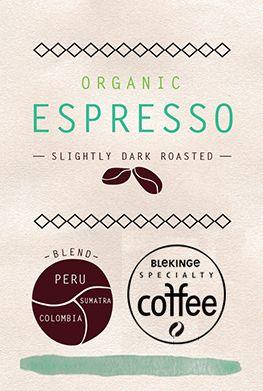Espresso Blend EKO
