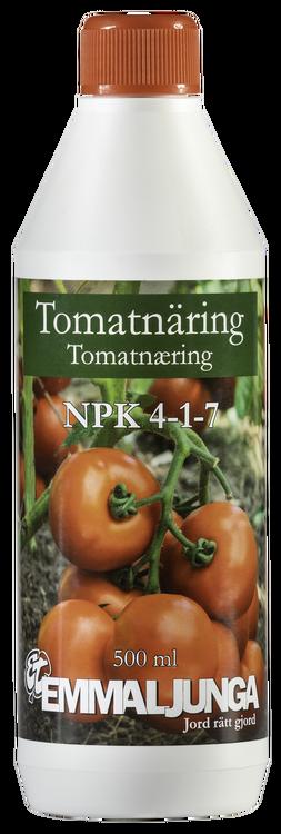 Tomatgödning - Emmaljunga