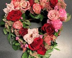 Rosa&Rött hjärta - Öppet